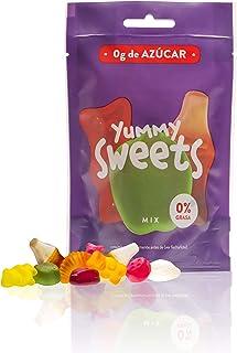 Yummy Sweets MIX golosinas sin azúcar 0% azúcar (Pack con 20 unidades)