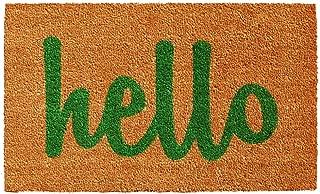 Calloway Mills 100382436NGS Script Hello Doormat, 24