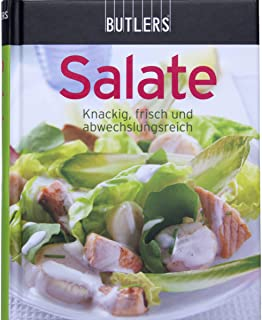 Butlers Livre de Cuisine Mini Salades