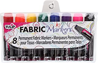 Red Tulip Fabric Markers Fat Open Stock
