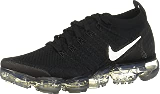 e3051fd2dbe0c Nike Women s Air Vapormax Flyknit 2 Black White-Dark Grey 942843-001 (