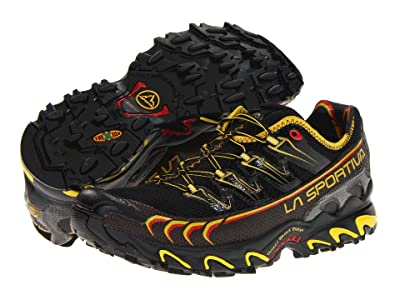 La Sportiva Ultra Raptor (Black/Yellow) Men