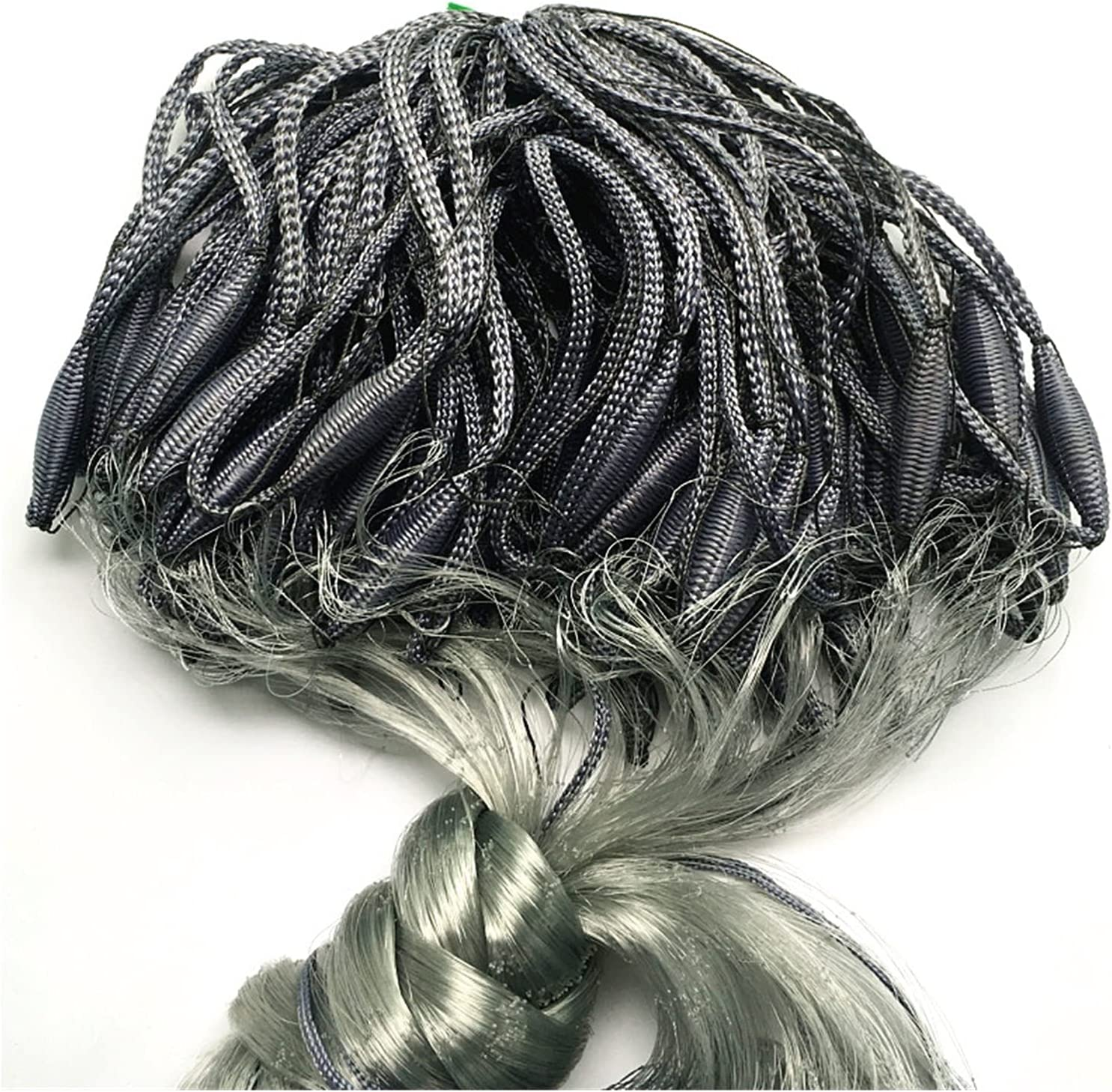 FRSDMY Our shop OFFers the best service Cast Net Gillnet New Orleans Mall 1.8m30m Monofilament Fis Outdoor Sports