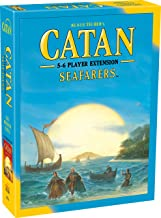 CATAN Seafarers Board Game EXTENSION allowing a total of 5 to 6 players for the CATAN..
