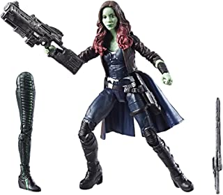 Marvel Guardians of the Galaxy Legends Series Daughters of Thanos: Gamora, 6-inch