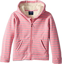 Toobydoo - Fleece Lined Stripe Hoodie (Infant/Toddler/Little Kids/Big Kids)