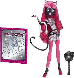 Monster High BJM43 Scaremester Catty Noir Doll