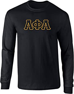 alpha phi alpha fraternity apparel