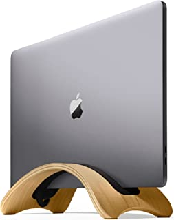 Twelve South BookArc Mod for MacBook | Space-Saaving Modern Vertical Stand for 13