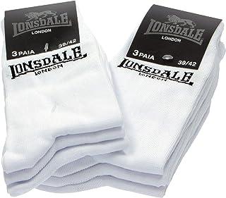 6 pares de calcetines London en esponja suave de algodón hasta la pantorrilla