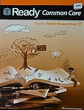 Reading Teacher Resource Book 6 - 2014 Ready Common Core