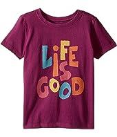 Life is Good Kids - Life is Good® Tee (Toddler)
