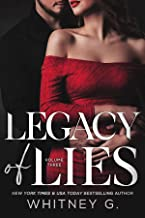 Legacy of Lies (Empire of Lies Book 3)