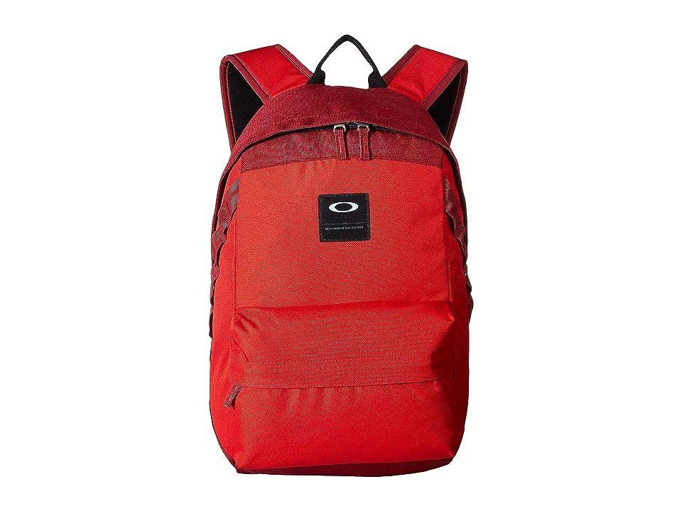 Oakley Holbrook 20L Backpack (Red Line) Backpack Bags