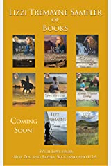 Lizzi Tremayne Sampler of Books: With Love from New Zealand, Russia, Scotland, and USA (The Long Trails) Kindle Edition
