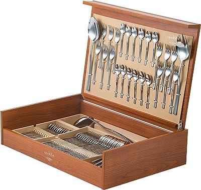 idurgo Spirit Ref. 17300 Cutlery Set, Stainless Steel