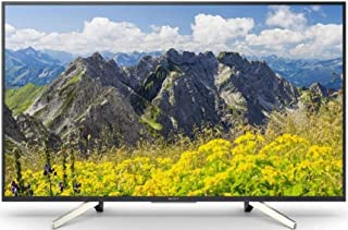 Sony Smart Tv 43 Inch 4K Hdr Android, Kd-43X7500F, Black
