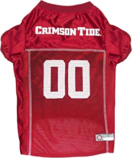Pets First NCAA PET Apparels - Basketball Jerseys, Football Jerseys for Dogs & Cats Available in 50+ Collegiate Teams & 7 ...