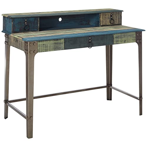 Vintage desks for home office Decor Ideas Powell Furniture 114238 Calypso Desk Amazoncom Antique Desks For Home Office Amazoncom