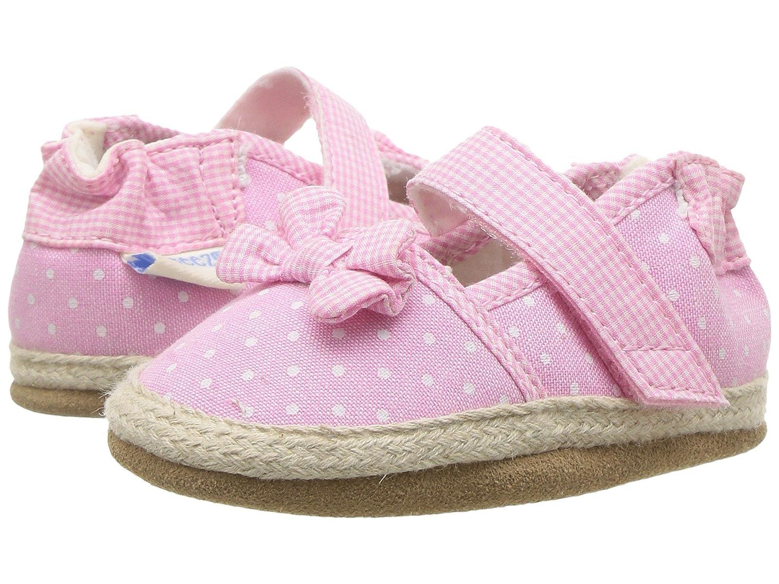 Robeez Buttercup Espadrille Soft Sole (Infant/Toddler)Atmospheric grades have affordable shoes