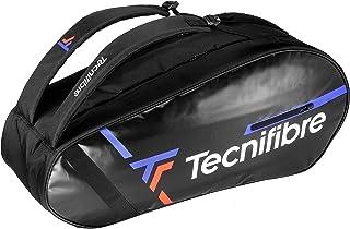 Tecnifibre Tour Endurance 6R Adult Tennis Bag, Black, for 6 Rackets