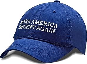 Blue State Gifts Make America Decent Again Anti Trump Hat