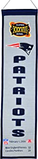 NFL New England Patriots Super Bowl XXXVIII Banner