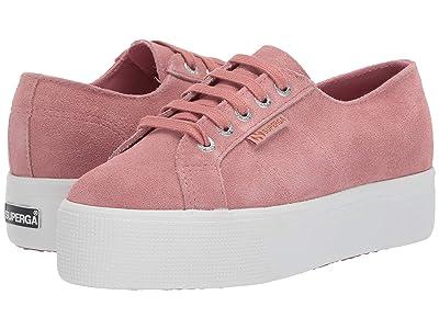 Superga 2790 Suecotlinw (Pink Peach) Women