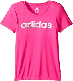adidas Kids - Graphic Tee (Big Kids)