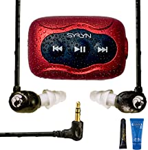 waterproof music player for swimming