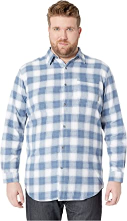 Big & Tall Boulder Ridge Long Sleeve Flannel