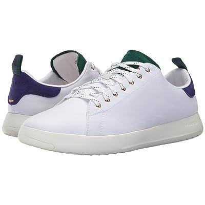 Cole Haan GrandPro Tennis Lux (White) Men