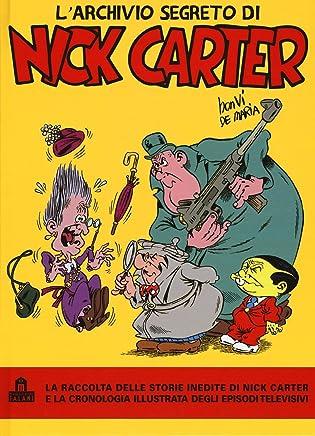 Larchivio segreto di Nick Carter