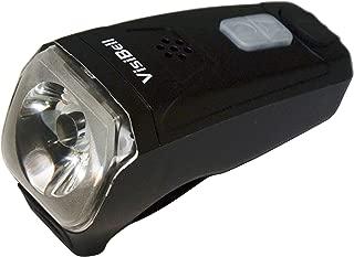 Combination Bicycle Light and Bell, 2 in 1, 100 lumen bike light, 100 Decibel bell