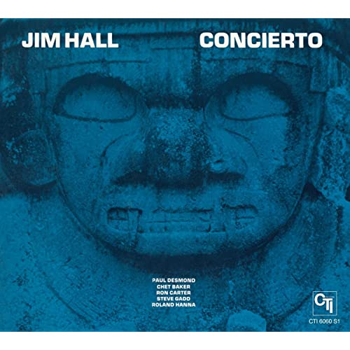 Concierto (CTI Records 40th Anniversary Edition) de Jim Hall en Amazon Music - Amazon.es