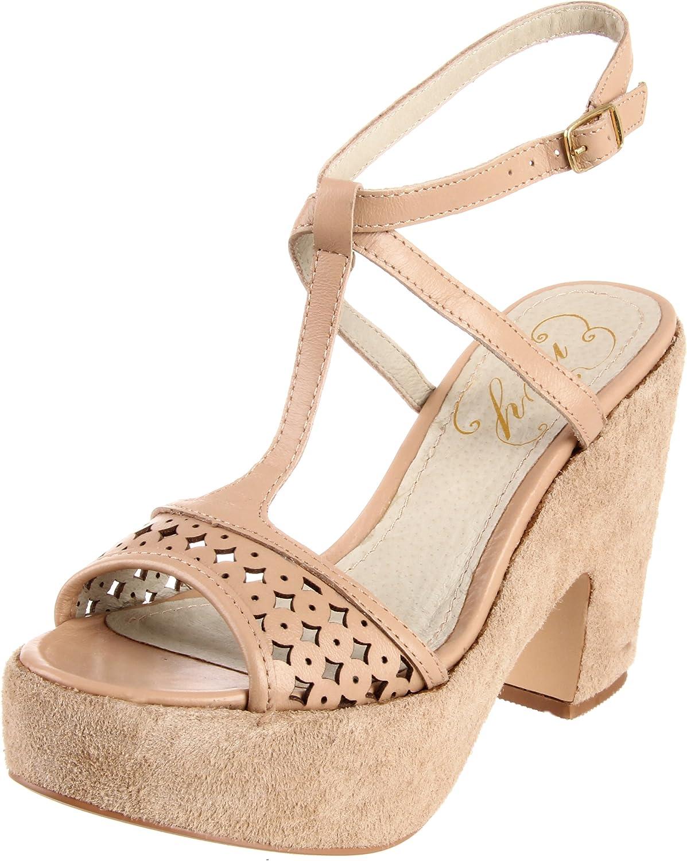 Envy Women's Primpink Platform Sandal
