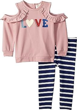 Love Leggings Set (Infant)