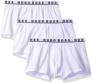 Men's 3-Pack Stretch Cotton Regular Fit Trunks