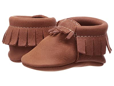Freshly Picked Soft Sole Moccasins (Infant/Toddler) (Zion) Kids Shoes