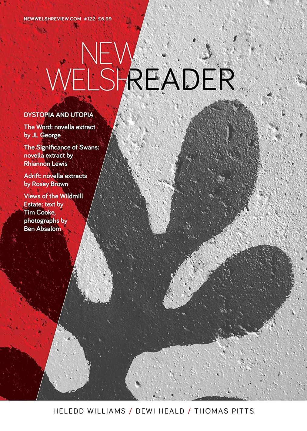 識別するめまい素朴なNew Welsh Reader 122: Dystopian Fiction from Wales (New Welsh Review) (English Edition)