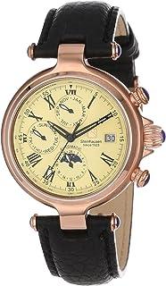Steinhausen Men's SW391RGL Marquise Three Eyes Automatic Watch
