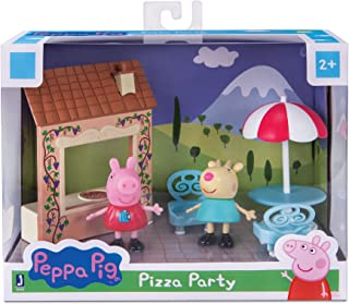 Peppa Pig Pizza Party Playtime Set
