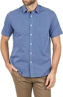 Blazer Men's Evan Short Sleeve Check Shirt
