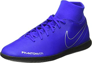 Men's Phantom Vision Club DF IC Shoes (Racer Blue/Black)