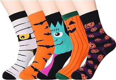 Super Fun Spooky Season Socks