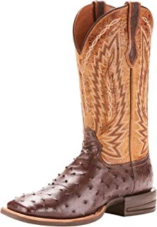 ARIAT Men's Relentless Platinum Western Boot