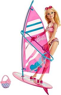 Barbie Lets Go Windsurfing & Doll