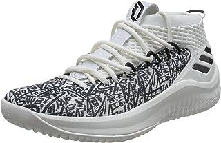 adidas Dame 4, Chaussures de Basketball Homme