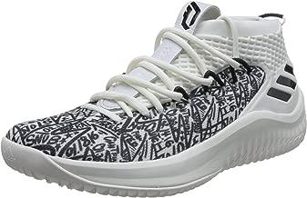 adidas Dame 4, Zapatos de Baloncesto para Hombre