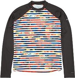 Wildfire Tie-Dye Stripe/Shark